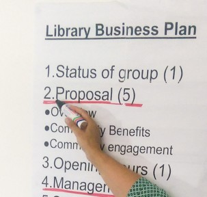 Library Business Plan
